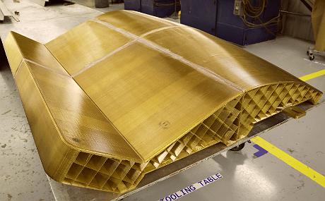 Util de composite impresión 3D