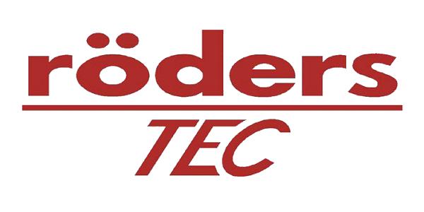 centro de mecanizado logo roders